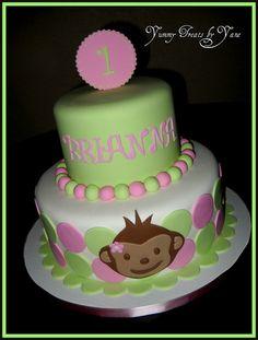 Monkey Mod Cake