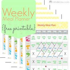 2013.06.05-weekly-meal-plan  52 Different Ways to Save $100 Per Year: Plan a Weekly Menu {Week 25} Money Management Printables, Menu Week, Weekly Meal Planner, Summer Meals, Weekly Meal Plans, Week Meal, Menu Planning, Weekly Meal Planning, Weekly Meals