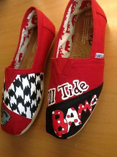 Bama! Need these!!