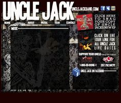 UNCLE JACK :: THE OFFICIAL SITE#