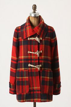 mad for plaid...