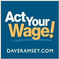 act your wage!  Also applies to government - spending more than you earn= trouble.