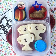 Breakfast of Champions Bento! | packed in @EasyLunchboxes