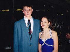 Jason Witten and his wife back in high school (Elizabethton High School)