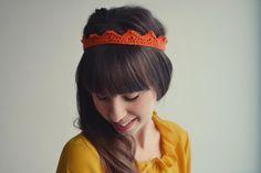 Crochet Crown.