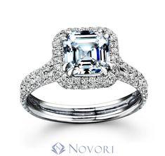 Gorgeous #wedding rings