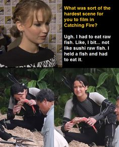 Jen's face says it all.