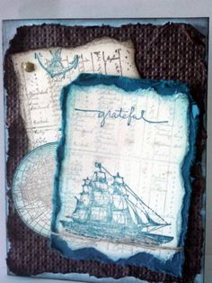 The Open Sea 2 by tsudduth02 - Cards and Paper Crafts at Splitcoaststampers