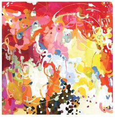 Image of NEW Antonia Canvas Print michelle armas