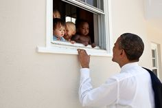 Barack Obama trying to steal children for Obama Youth Corps