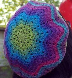 Crochet Patterns J Hook : CROCHET BERET PATTERN J HOOK Crochet Patterns Only