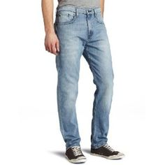 Levi's Men's 508 Relaxed Tapered Jean, Costas Light, 34x32 (Apparel)