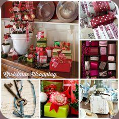 Wrapping Christmas g