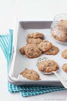 Oatmeal raisin cookies from a family recipe by Kitchen Heals Soul, via Flickr