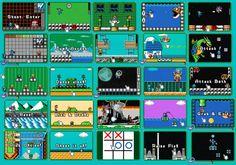 Wario Mini Games