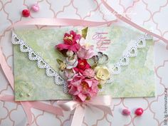 Конверты с днем свадьбы для денег