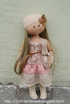 Hanifi mano: bambole, le ragazze