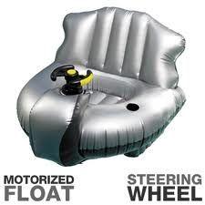 Motorized Bumper Car Boats