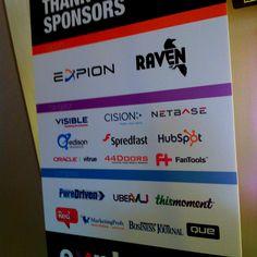 Sponsors #gotoexplore Minneapolis 2012