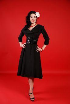 retro styles, circl black, circle skirts, bettie page, little black dresses, black 34, work dresses, belts, winter dresses