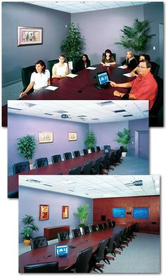 NSTALLATION CASE STUDY  VIDEO CONFERENCE LIGHTING