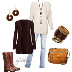 """Ready for Fall"" by shauna-rogers on Polyvore"