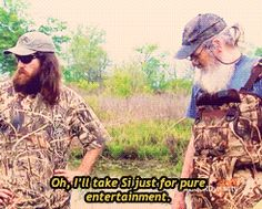 Duck Dynasty...HAPPY HAPPY HAPPY