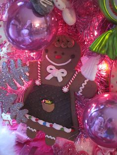 Purple Chocolat Home: Christmas Decor