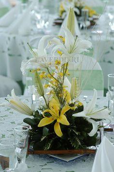 centros de mesa para bodas elegantes | Galeria