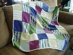 Ravelry: Building Blocks pattern by Debbie Abrahams