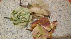 Millinery roses