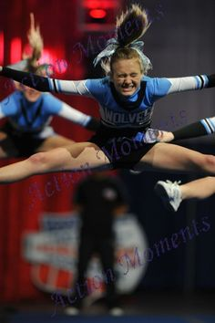 Too funny. Cant stop laughing. NCA Nationals 2012