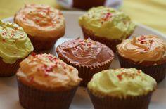 Receita de Cupcake de Baunilha | Rango do Dia