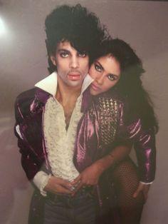 prince + vanity