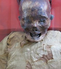 World's Most Horrifying Mummies!!! #budgettravel #travel #halloween #mummy #mummies #dead #skull #creepy #scary #spooky www.budgettravel.com