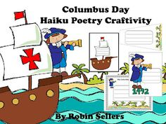 Columbus Day printables