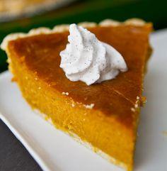 Four Ingredient Vegan Pumpkin Pie! - Healthy. Happy. Life.