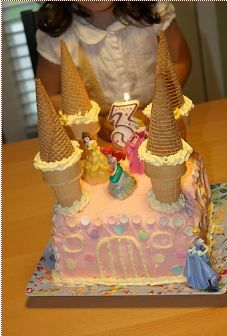 Tegan birthday party