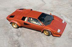 1979 Lamborghini Countach LP400S Series