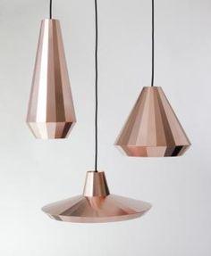 Copper Light by Vij5  #VenturaLambrate: http://www.archello.com/en/collection/expanding-boundaries-design-ventura-lambrate-2014
