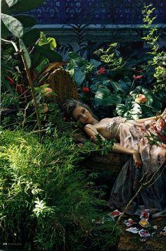 Garden Glamour :)