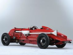 1929-31 4½-Litre Supercharged 'Blower' Bentley Single-Seater