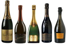 How to serve and pour Champagne #wine #bubbles