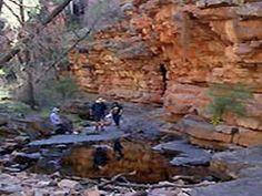 Alligator Gorge,  Wilmington, Flinders Ranges, South Australia