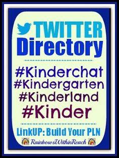 Twitter Directory: PLN for Primary Tweeps