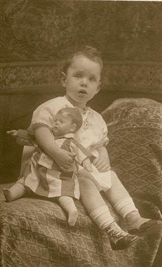 Kathe Kruse doll, c 1915