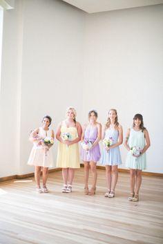 DIY Wedding in Sydney Harbor: http://www.stylemepretty.com/australia-weddings/new-south-wales-au/2014/07/24/diy-wedding-in-sydney-harbor/ | Photography: http://www.matthewland.com/