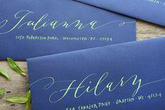 Nancy Hopkins Handlettering