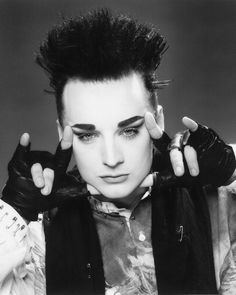 Boy George & Culture Club defined the 80's