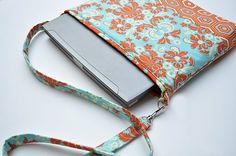 custom laptop bag. #diy